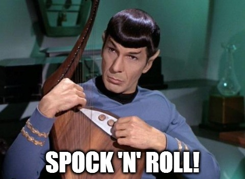 spock and roll