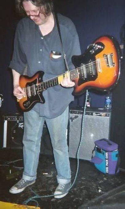 backup guitar