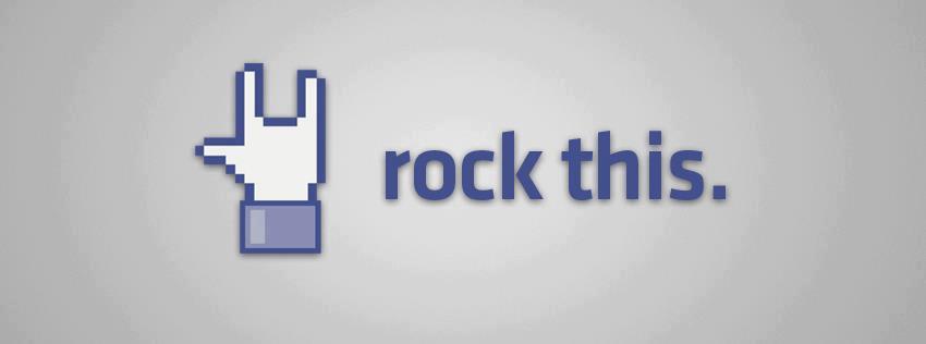 rock button
