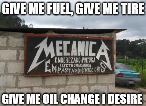 give me fuel