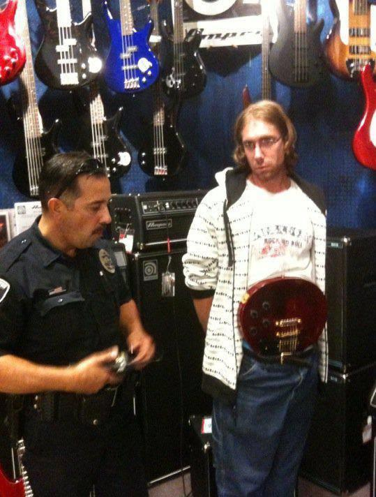 guitar thief
